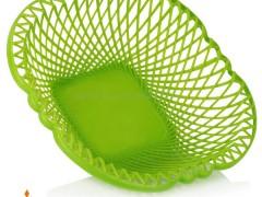 سبد سبزی بزرگ ایده آل پلاستیک