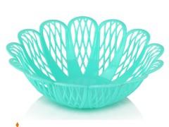 سبد سبزی گل ایده آل پلاستیک