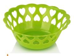 سبد سبزی دل آرا ایده آل پلاستیک