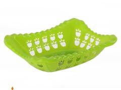 سبد سبزی چهار گوش سیب اشکان پلاستیک