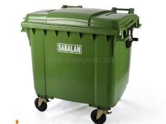 مخزن زباله شهری سبلان پلاستیک
