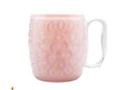 لیوان طرح سنگ کارن پلاستیک