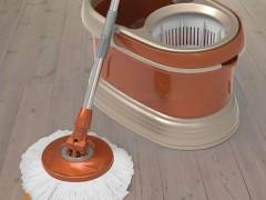 سطل و زمین شوی چرخشی ایرسا مهسان پلاستیک