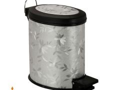 سطل زباله پدالی لیلیوم تابا پلاستیک
