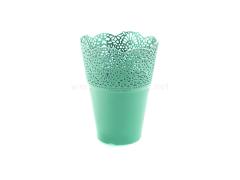 سطل و گلدان گیپوری بیتا پلاستیک