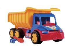 کامیون سوپر معدن زرین تویز