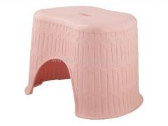 صندلی حمام طرح بامبو پلاستیک لیمون