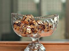 شکلات خوری سان استار پایه دار کاوه