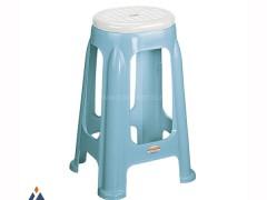 چهارپایه دورنگ سوپر ناصر پلاستیک 1417