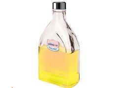 بطری آب شیشه ای کتابی