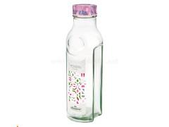 بطری آب مدرن بلور نیلوفر