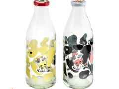 بطری شیر میلکو بلور نیلوفر