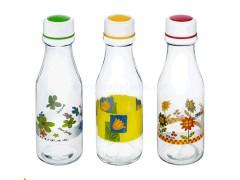 بطری بیبی گلدار بلور نیلوفر