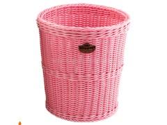 سطل بافت پلاستیکی نیلوفر