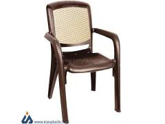 صندلی پلاستیکی ناصر 887
