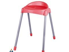 چهارپایه پشتی دار ناصر پلاستیک