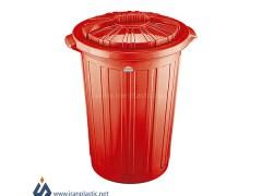 سطل آشغال پلاستیک ناصر 680