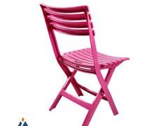 صندلی تاشو بزرگ هوم کت پلاستیک