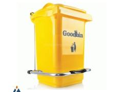 مخزن زباله صنعتی 60 لیتری پدال دار گودبین