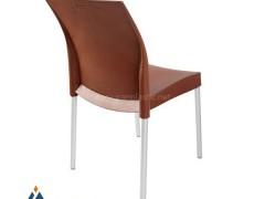 صندلی پایه فلزی هوم کت پلاستیک