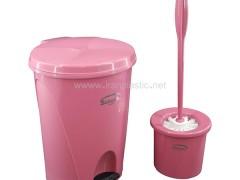 ست سطل و توالت شور سلمان پلاستیک