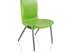 صندلی چفتی پایه فلزی هوم کت