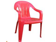 صندلی پلاستیکی دسته دار صبا پلاستیک