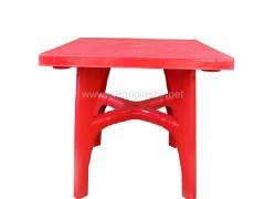 میز پلاستیکی مربع صبا پلاستیک