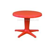 میز گرد تک پایه کودک صبا پلاستیک