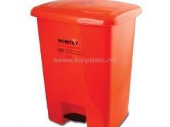 سطل پدالی ممتاز پلاستیک کد 730