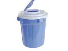 سطل درب تانکری وندیک پلاستیک