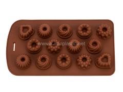 قالب شکلات فستیوال