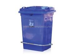 مخزن زباله 60 لیتری پدال دار ماهینی