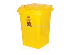 سطل زباله 60 لیتری ساده ماهینی