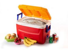 یخدان پلاستیکی 38 لیتری کیش ترموس