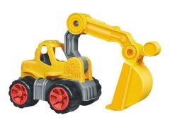 بیل مکانیکی اسباب بازی کوچک  کیوان تویز