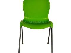 صندلی پلاستیکی پایه فلزی ناصر پلاستیک 980