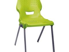 صندلی پلاستیکی پایه فلزی ناصر پلاستیک 883