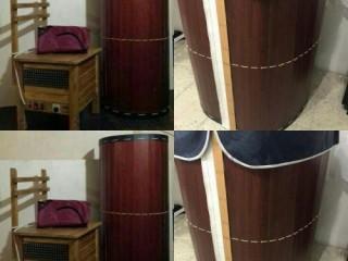 سونای خشک خانگی | یک سونای خشک واقعی قابل استفاده در آپارتمان و منزل