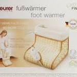 دستگاه گرمکن پا برند بیورر (beurer) آلمان مدل FW20