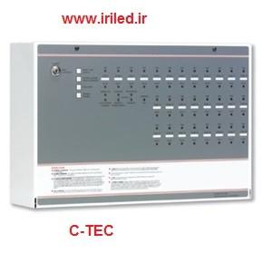 پنل متعارف 16 زون    C_TEC