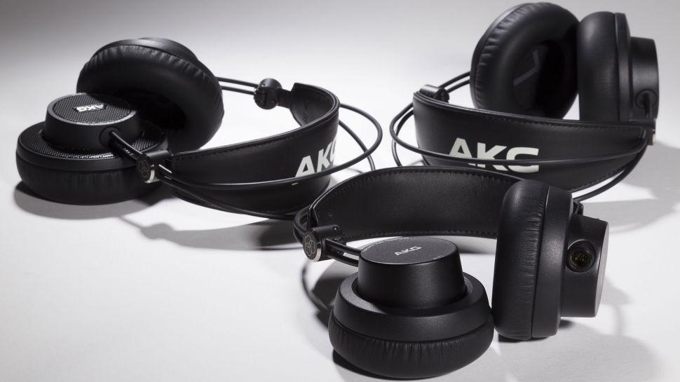 AKG  و عرضه هدفون های K175, K245, K275
