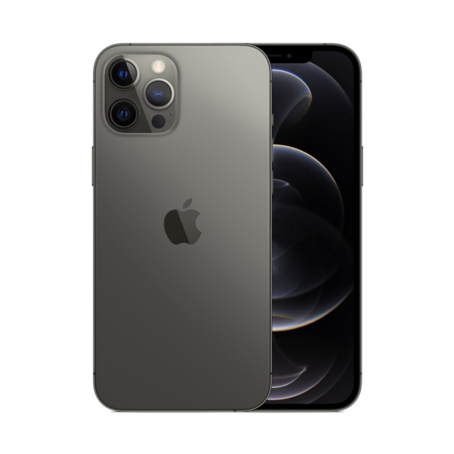 گوشی موبایل اپل مدل iPhone 12 Pro Max / ZAA دو سیم کارت ظرفیت 512 گیگابایت / رنگ گری