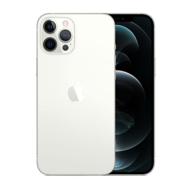 گوشی موبایل اپل مدل  iPhone 12 Pro Max / ZAA  دو سیم کارت ظرفیت 256 گیگابایت / رنگ نقره ای