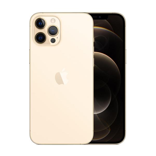 گوشی موبایل اپل مدل iPhone 12 Pro Max / ZAA دو سیم کارت ظرفیت 128 گیگابایت / رنگ طلایی
