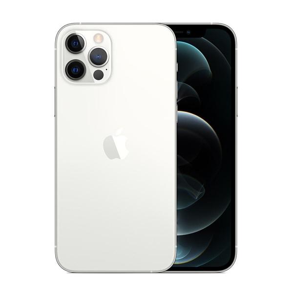 گوشی موبایل اپل مدل iPhone 12 Pro دو سیم کارت ظرفیت 128 گیگابایت / نقره ای