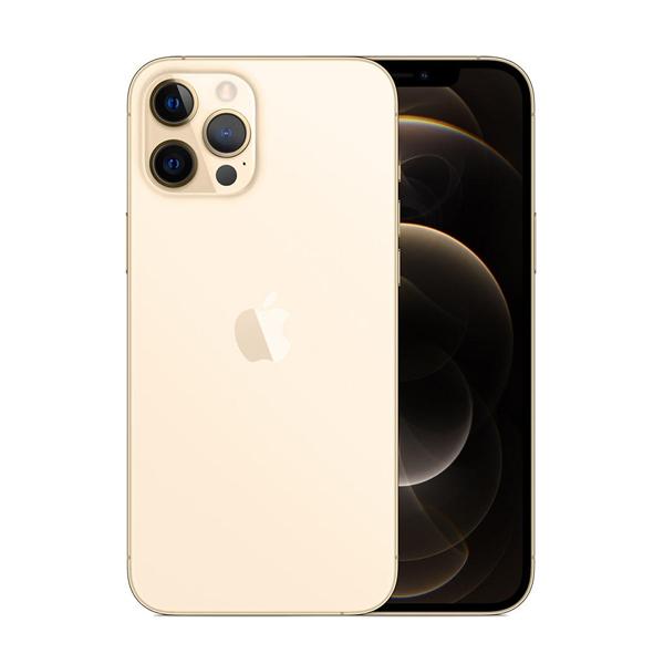 گوشی موبایل اپل مدل iPhone 12 Pro دو سیم کارت ظرفیت 128 گیگابایت / طلایی