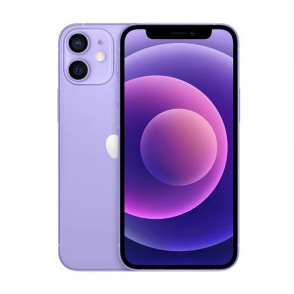 گوشی موبایل اپل مدل iPhone 12 mini / ZAA ظرفیت 128 گیگابایت / رنگ بنفش