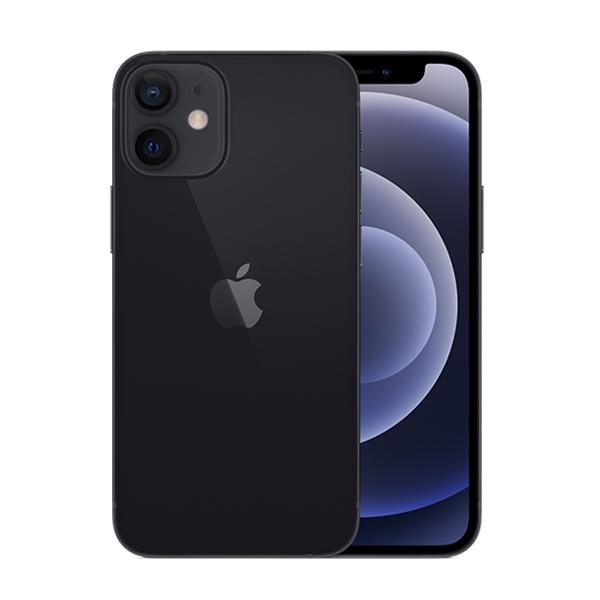 گوشی موبایل اپل مدل iPhone 12 mini / LLA ظرفیت 128 گیگابایت / رنگ مشکی