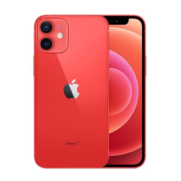 گوشی موبایل اپل مدل iPhone 12 mini / LLA ظرفیت 128 گیگابایت / رنگ قرمز